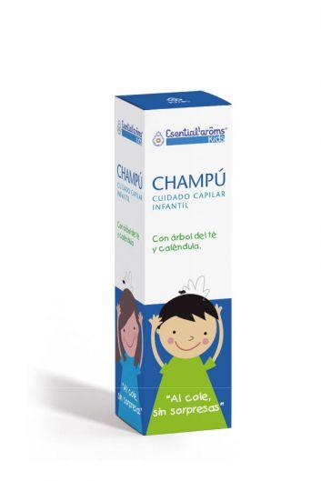 CHAMPÚ - CUIDADO CAPILAR INFANTIL